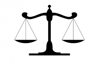 Balance Scales - the image for fairness